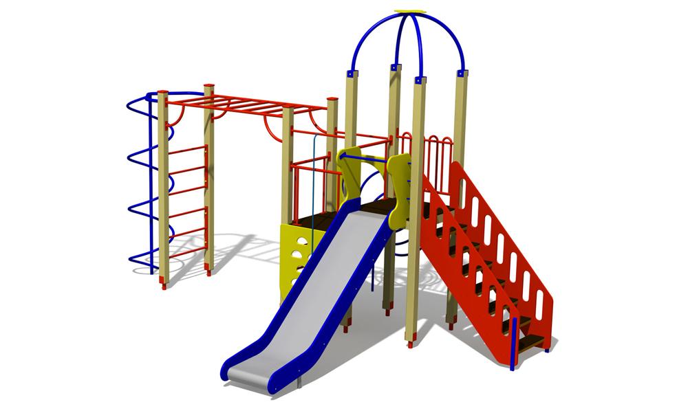 требования оборудованию детской площадки