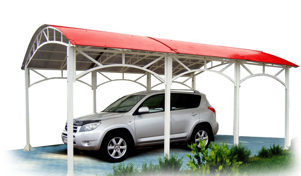 устройство парковки на даче