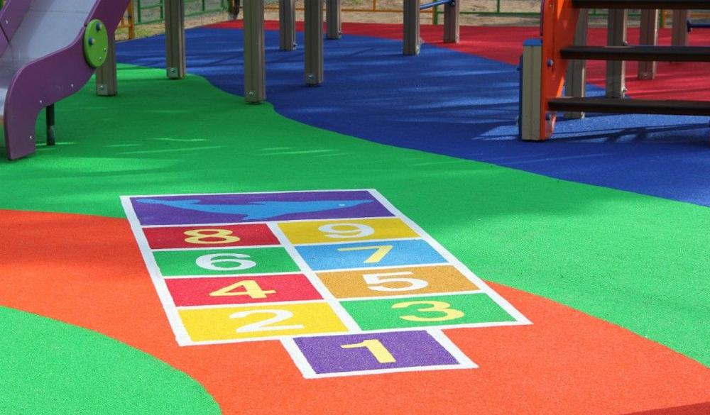 требования покрытию детских игровых площадок
