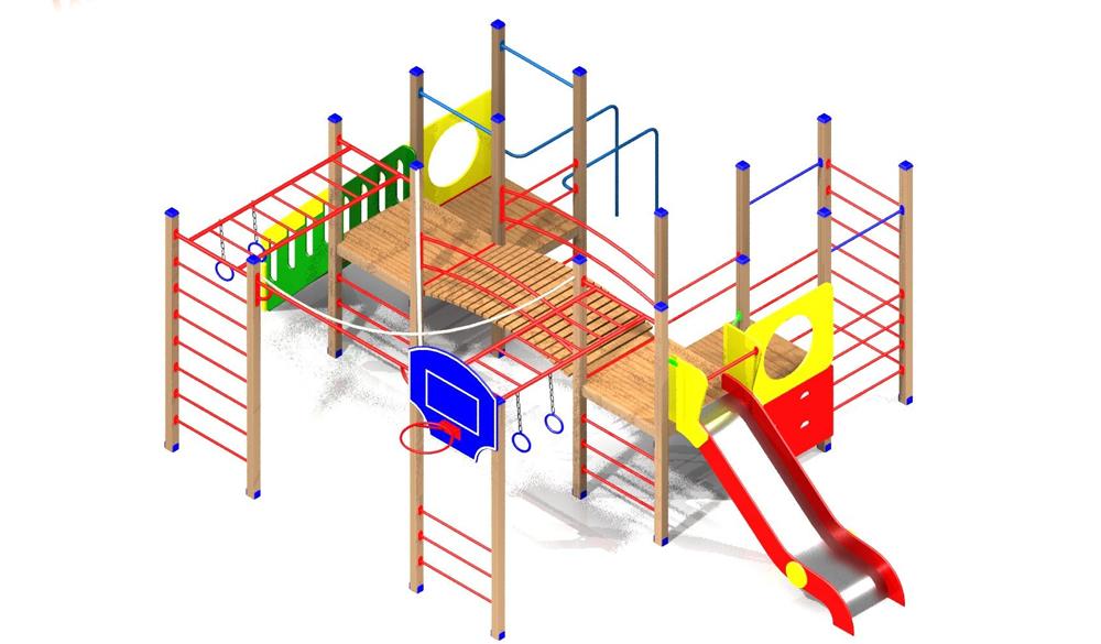 требования к детским игровым площадкам