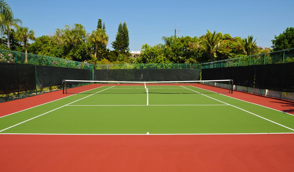 стандарт теннисного корта
