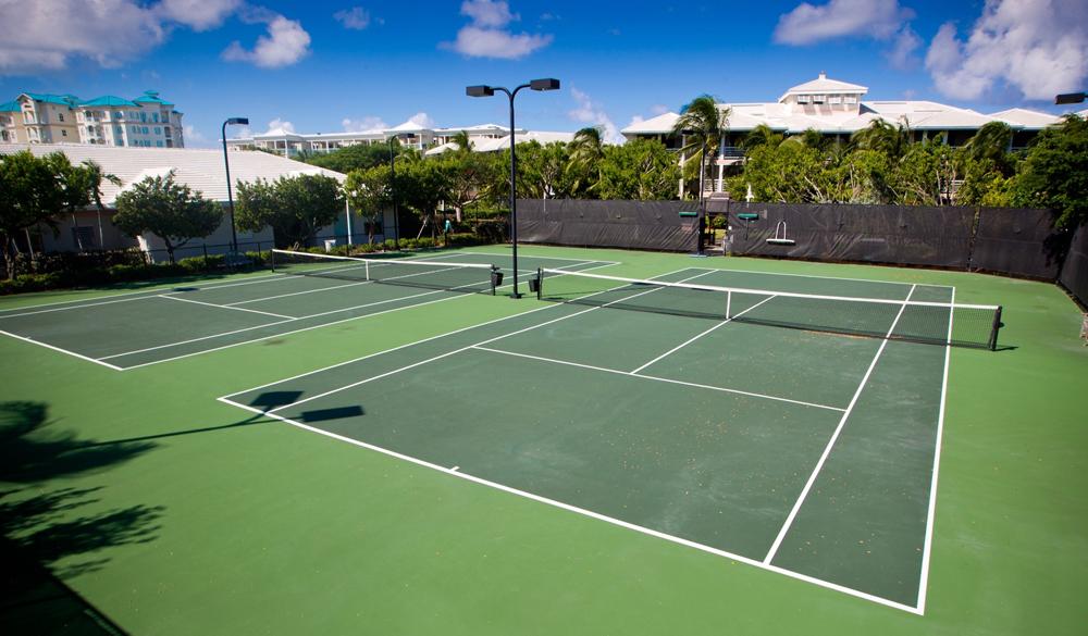 требования к теннисным кортам