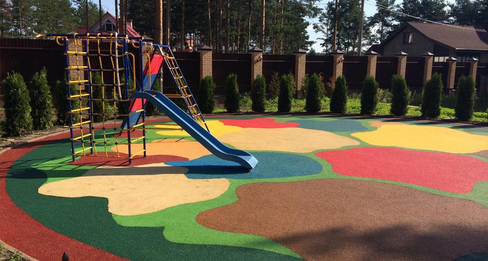 детская спортивная площадка для дачи