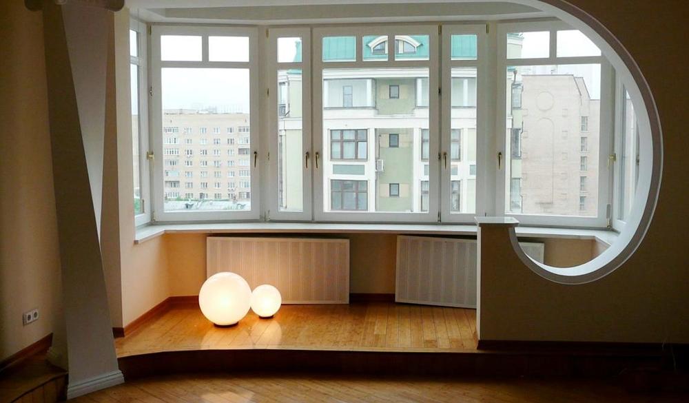 какой пол лучше сделать на балконе